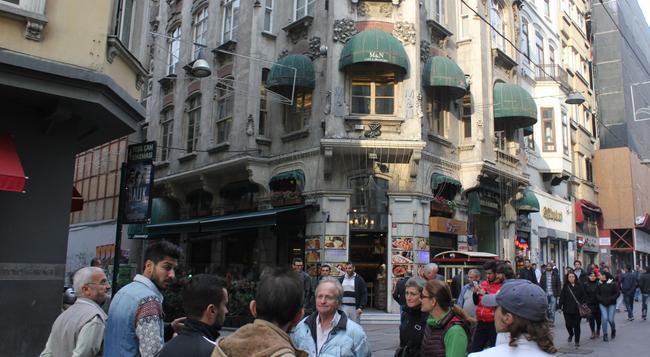 Ragip Pasha Apartments - Istanbul - Building