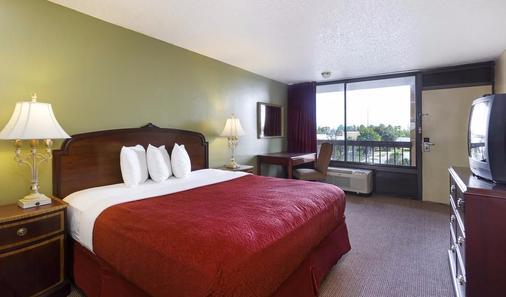 Orlando Continental Plaza Hotel - Orlando - Kamar Tidur