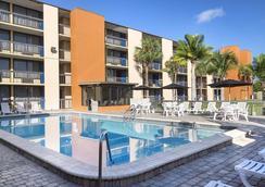 Orlando Continental Plaza Hotel - Orlando - Kolam