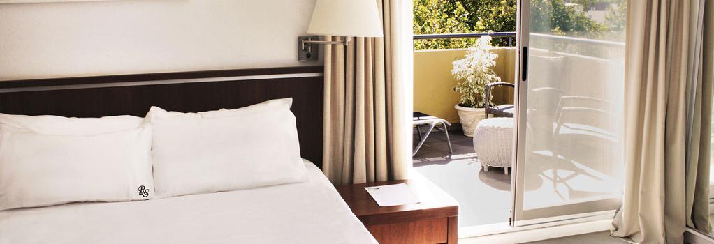 Ribera Sur Hotel Mar Del Plata - Mar del Plata - Bedroom