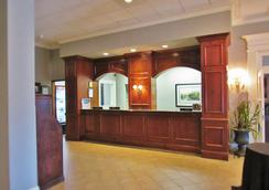 Carolina University Inn - Columbia - Resepsionis