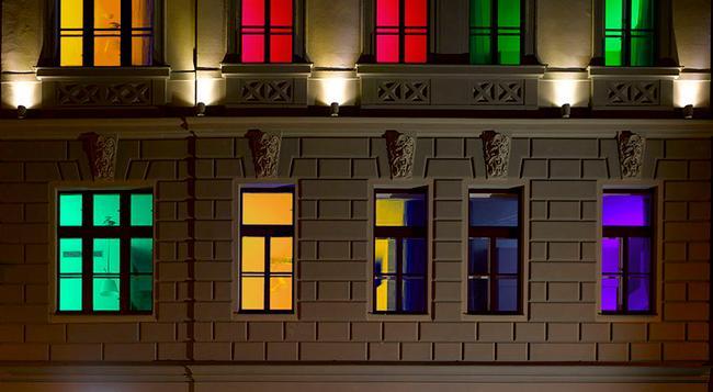 Moods Boutique Hotel - Prague - Building