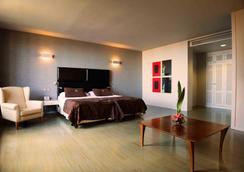 Hotel Escuela Santa Cruz - Santa Cruz de Tenerife - Kamar Tidur