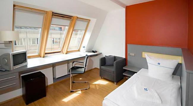 Dietrich-bonhoeffer-hotel - Berlin - Bedroom