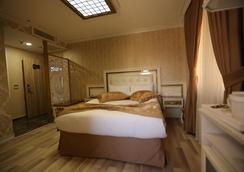 Iyaspark Otel - Isparta - Kamar Tidur