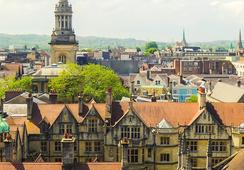 Oxford Abingdon Hotel - Oxford - Pemandangan luar
