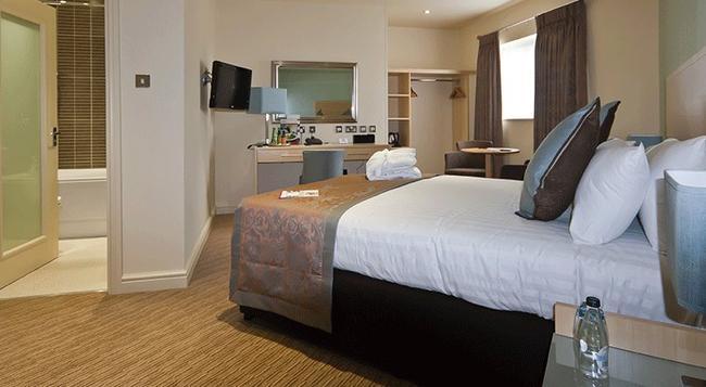 Oxford Abingdon Hotel - Oxford - Bedroom