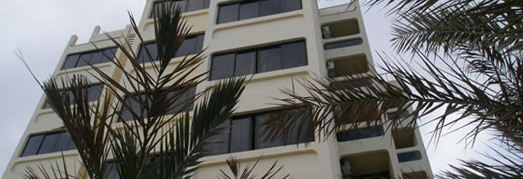 Hotel Azur - Casablanca - Building