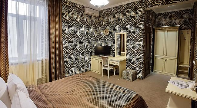 Praga Hotel - Krasnodar - Bedroom