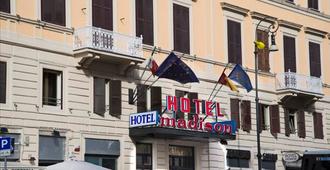 Hotel Madison - Roma - Bangunan