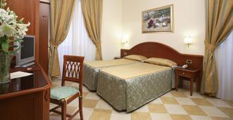 Hotel Contilia - Roma - Kamar Tidur