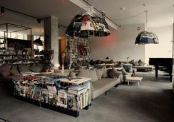 Michelberger Hotel - Berlin - Lobi