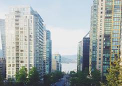 Greenbrier Hotel - Vancouver - Pemandangan luar