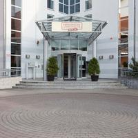 Aparion Apartments Berlin Hotel Entrance