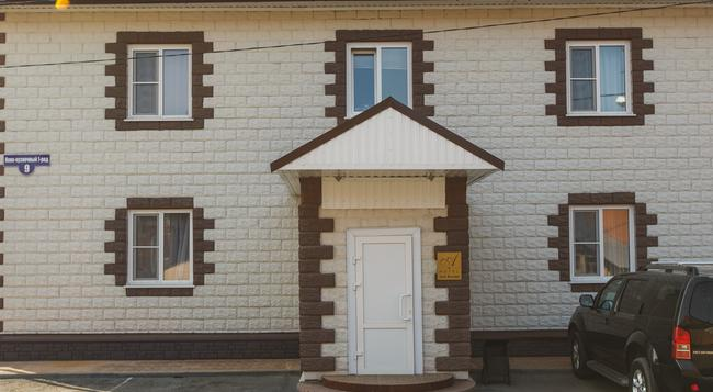 Asti Rooms Hotel - Tomsk - Building