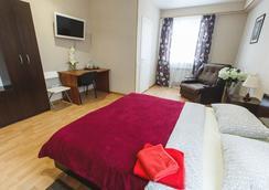 Asti Rooms Hotel - Tomsk - Kamar Tidur