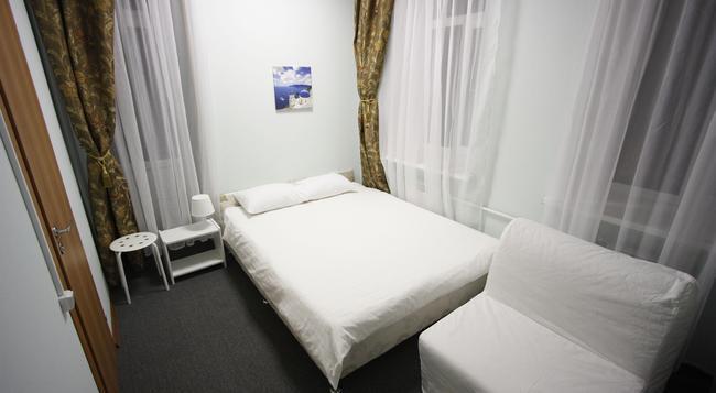 Agios Hotel Kursk - Moscow - Bedroom