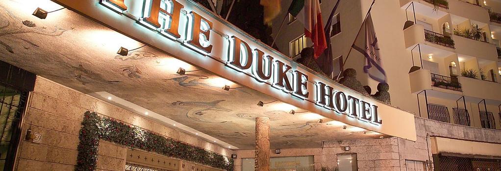 The Duke Hotel - Rome - Building