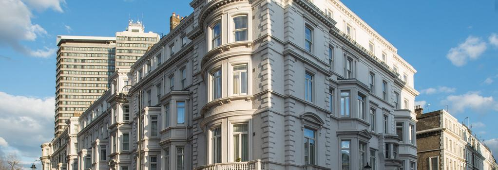 Park International Hotel - London - Building