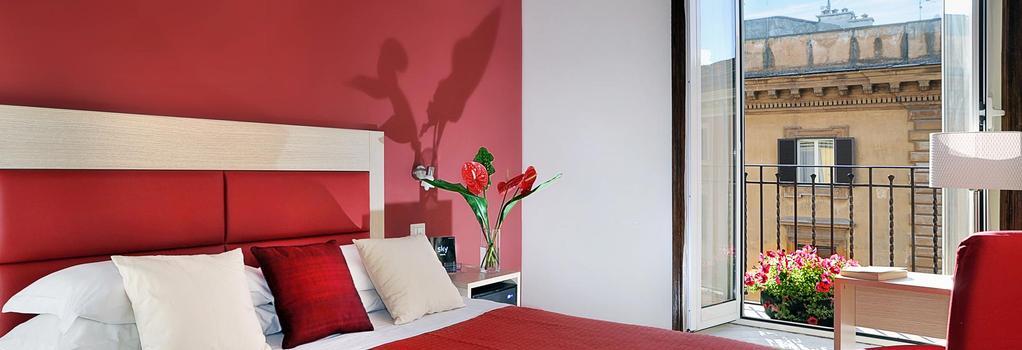 Scott House - Rome - Bedroom
