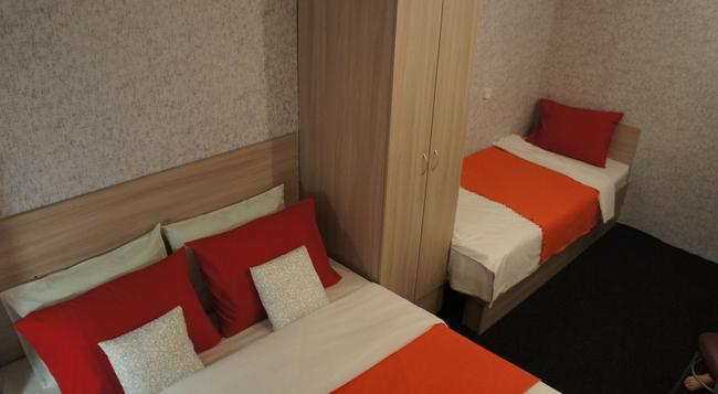 Hostel Zam Zam - Kazan - Bedroom