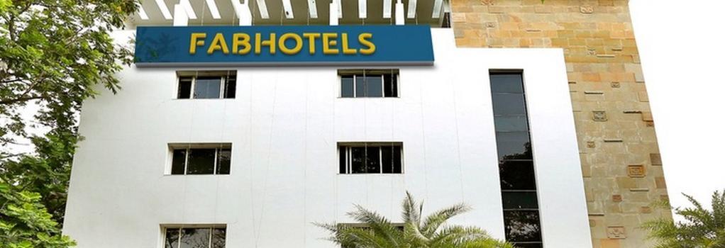 Fabhotel Tanisha Jubilee Hills - Hyderabad - Building