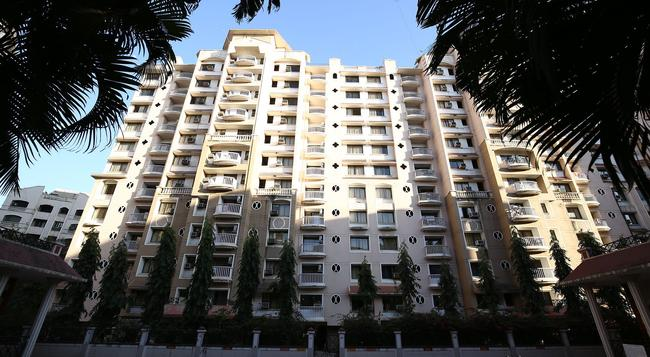 Fabhotel Ashok Apartments Marol - Mumbai - Building