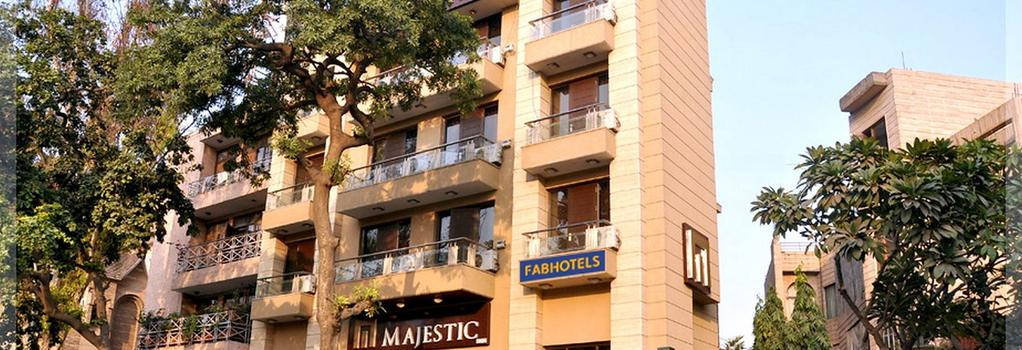 Fabhotel Majestic East Of Kailash - New Delhi - Building