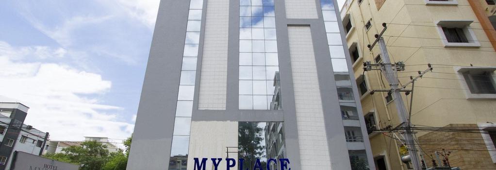 Fabhotel Myplace Kondapur Hicc - Hyderabad - Building