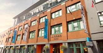 Jacobs Inn - Hostel - Dublin - Bangunan