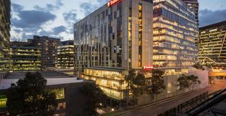 Travelodge Hotel Melbourne Docklands - Melbourne - Bangunan