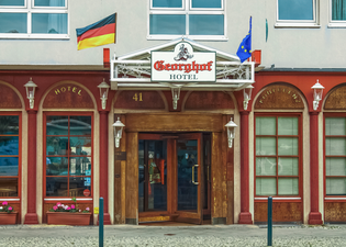 Georghof Hotel Berlin