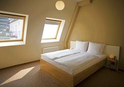 Nu Hotel Berlin - Berlin - Kamar Tidur