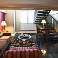 Bourbon Orleans Hotel Living Room