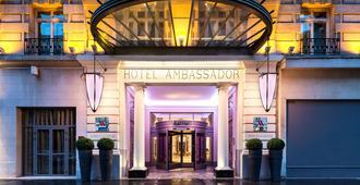 Paris Marriott Opera Ambassador Hotel - Paris - Bangunan