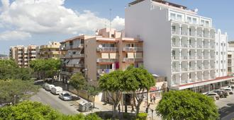 Hotel Central Playa - Ibiza - Bangunan
