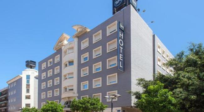 Hotel Malcom and Barret - Valencia - Building