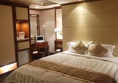 Silken Hotel - Kota Taipei - Kamar Tidur