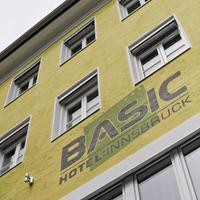 Basic Hotel Innsbruck Hotel Front