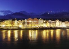 Basic Hotel Innsbruck - Innsbruck - Pemandangan luar