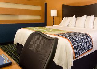 Fairfield Inn and Suites by Marriott Orlando Lake Buena Vista