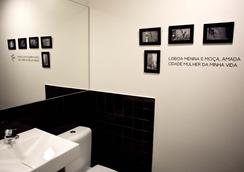 The Art Inn Lisbon - Lisboa - Kamar Mandi
