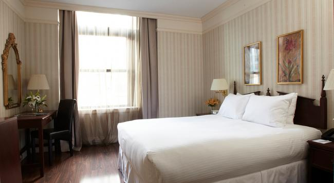 The Avalon Hotel - New York - Bedroom