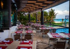 The Reef Playacar Beach Resort - Playa del Carmen - Restoran