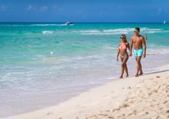 The Reef Playacar Beach Resort - Playa del Carmen - Pantai