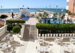 Hotel Sonata de Iracema - Fortaleza (Ceará) - Kolam