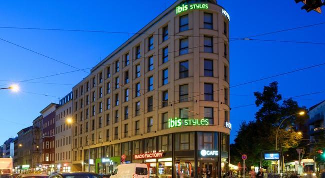 Ibis Styles Berlin Mitte - Berlin - Building