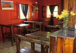 Hostel Campo Base - Mendoza - Restoran