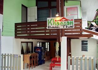 Khaosan Baan Thai
