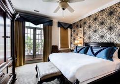 The Vendue - Charleston - Kamar Tidur